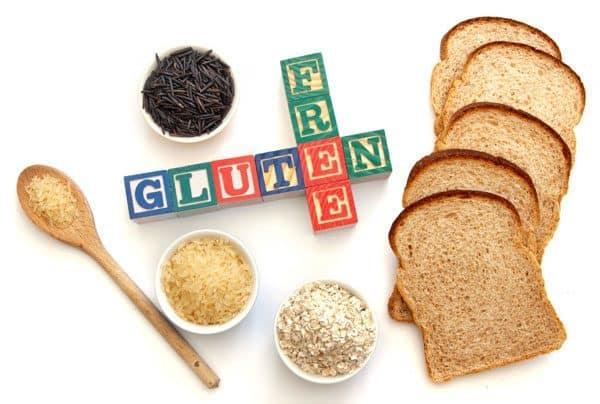 Der findes også glutenfrie produkter
