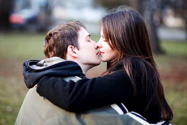 Hvordan kysser man?