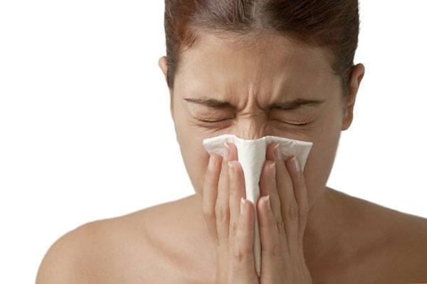 Hvorfor nyser man?
