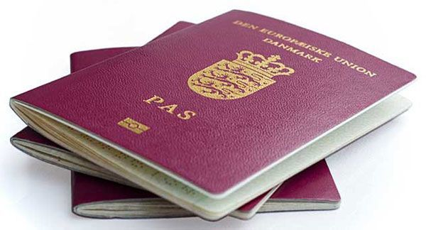 Hvad koster et pas?