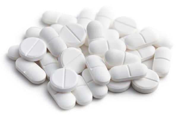 Feber kan slås ned med smertestillende medicin