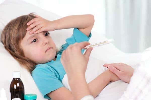 Feber hos børn