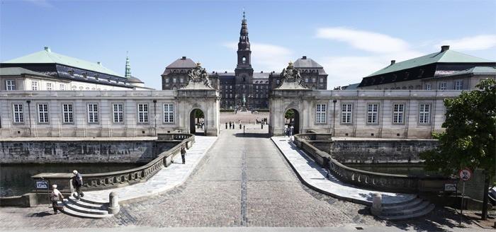 Christiansborg Slot Tårnet