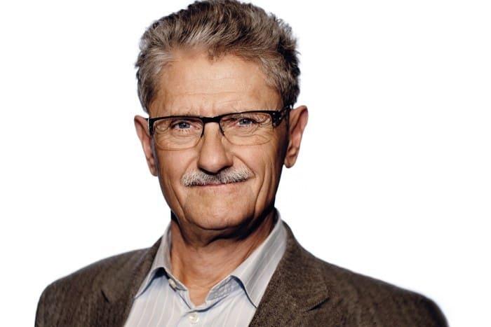 Folketingets formand, Mogens Lykketoft