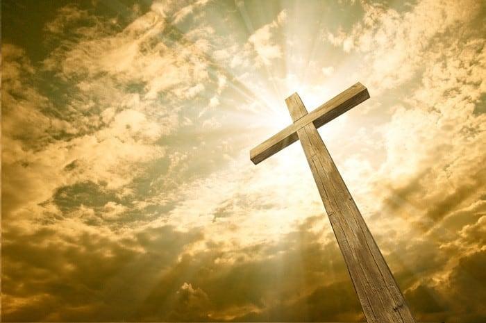 Korsfæstelsen af Jesus fandt sted i påsken