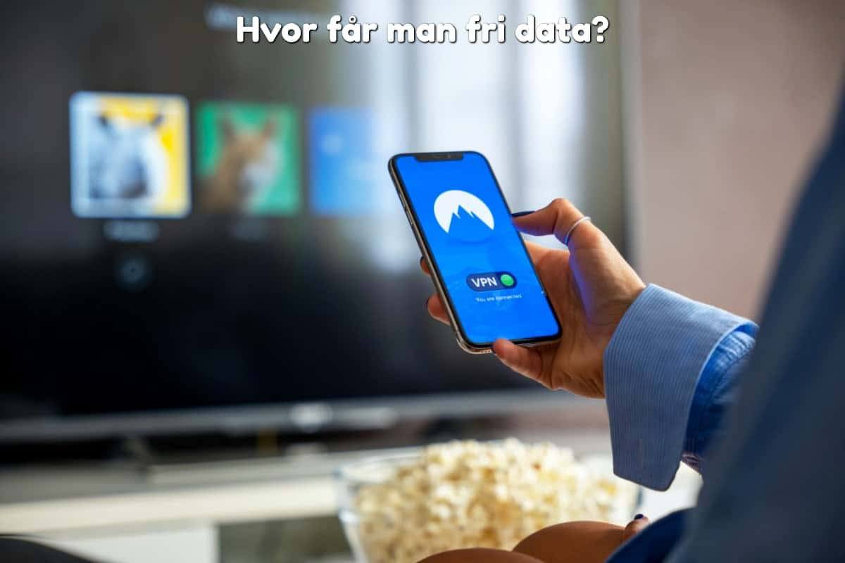 Hvor får man fri data?